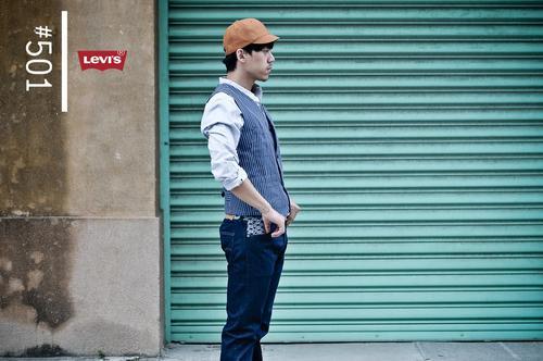如何购买一条合身的牛仔裤 值得所有男士好好研究一