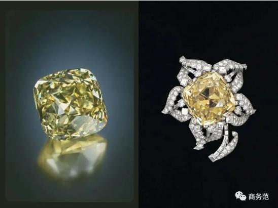 一颗黄钻要2亿!赫本、女王钟情的黄钻 到底有多厉