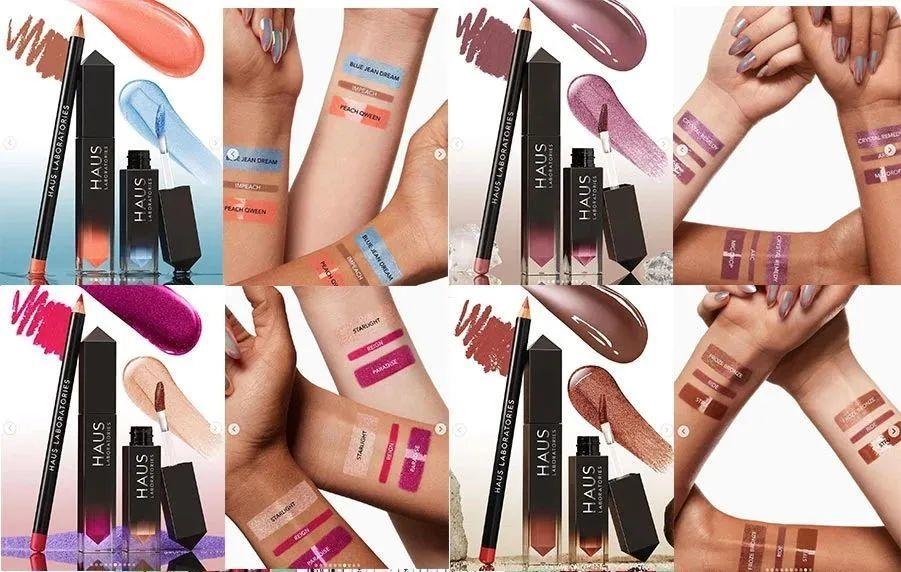 JLo即将推出同名彩妆品牌;KKW再次姐妹联名!