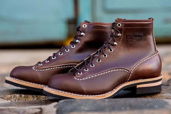据说玩工装靴的硬气型男 都盘过这些品牌?